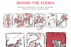 ELEMENTS: Fire Behind the Scenes