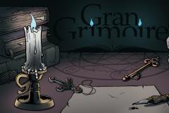 Gran Grimoire Landing Page